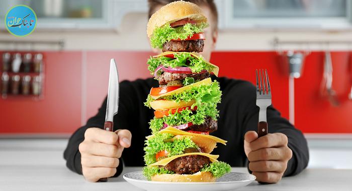 بسته خبری : شکم پرست ترین رکورد داران جهان
