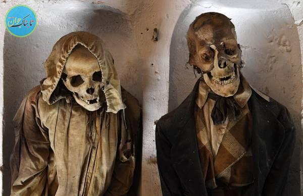 بسته خبری: موزه عجیب با مردگان شیک پوش!