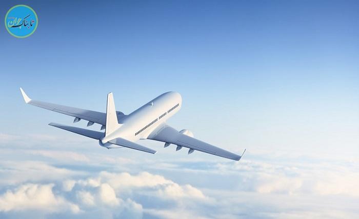 بسته خبری: لحظه عبور دلهره آور هواپیما از نزدیک کارگر!