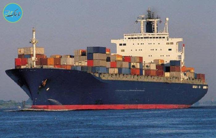 بسته خبری: عبور عجیب کشتی ها از روی هم!