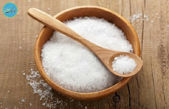 سه محصول پر نمک سفرهی ایرانیها
