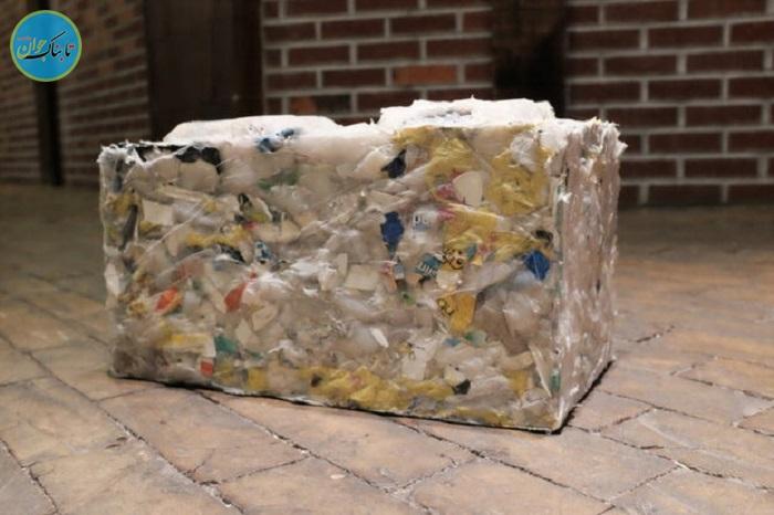 زبالههای پلاستیک به خانه تبدیل میشوند+ فیلم