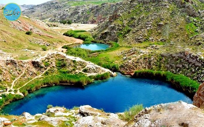 نادرترین پدیدهی طبیعت در غرب ایران!