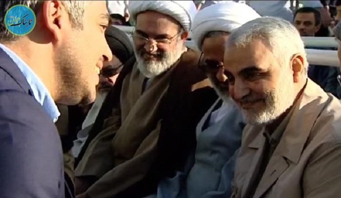 سوال جالب سردار سلیمانی از خبرنگار صدا و سیما