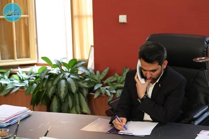 مکالمه ناشناس وزیر ارتباطات با یک اپراتور پشتیبانی+ صوت