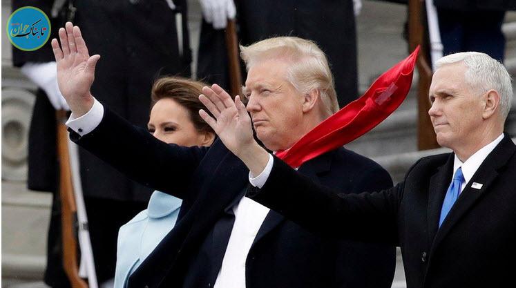 وقتی ترامپ مرزهای مد را جابه جا میکند! + تصاویر