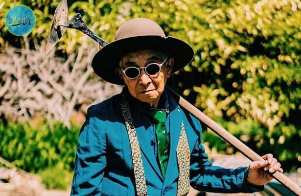 پیرمرد ۸۴ ساله، شاخ شبکههای اجتماعی+تصاویر