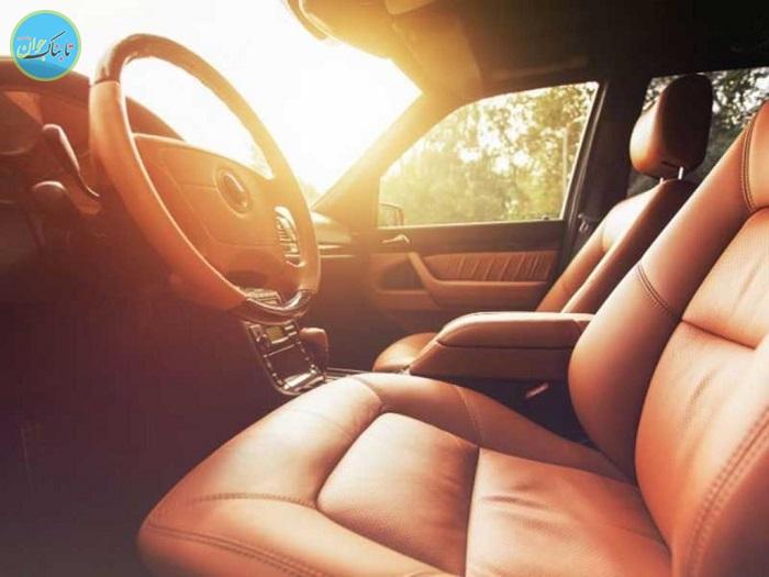 نکاتی درمورد نگهداری خودرو در هوای گرم تابستان