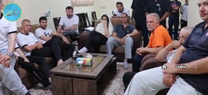 تعریف خدمه کشتی غرق شده در دریای عمان از میزبانی ایرانی ها+ فیلم
