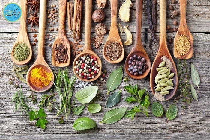 گیاهان و ادویههای خنککننده برای گرمای تابستان