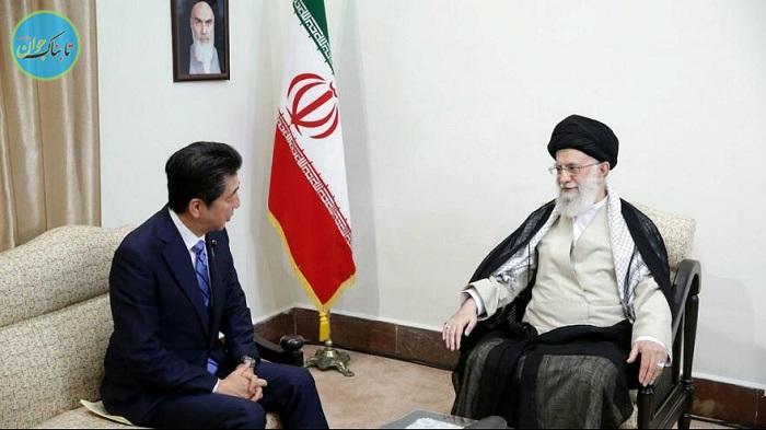 نماهنگ | ۷ پاسخ قاطع رهبر انقلاب به نخستوزیر ژاپن