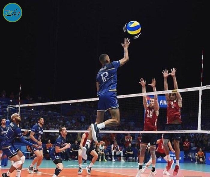 وقتی والیبالیست فرانسه دنبال تفرقه افکنی در ایران است