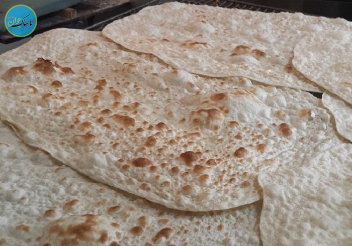 علاقه به طبیعت به سبک نانوای ساوه ای