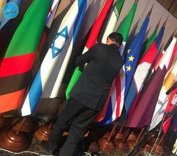 حرکت جالب نماینده ایرانی در اجلاس خارجی