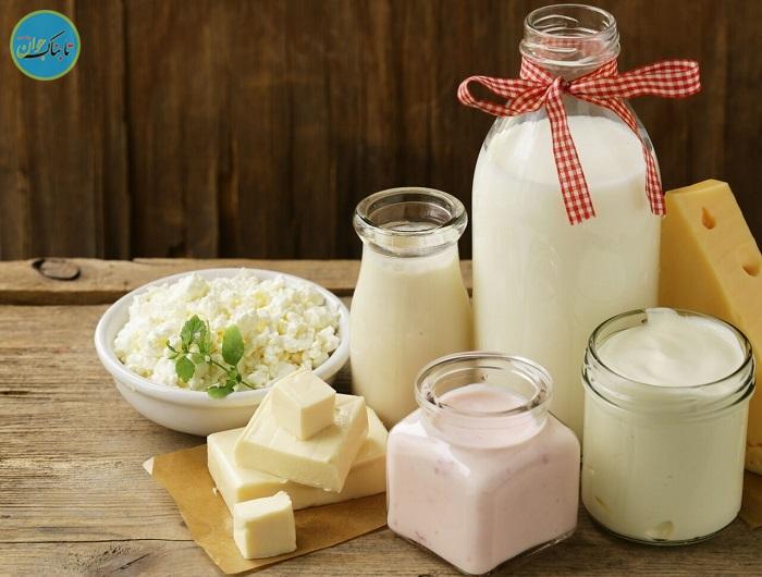 شیر و لبنیات دشمن بیماریهای مزمن
