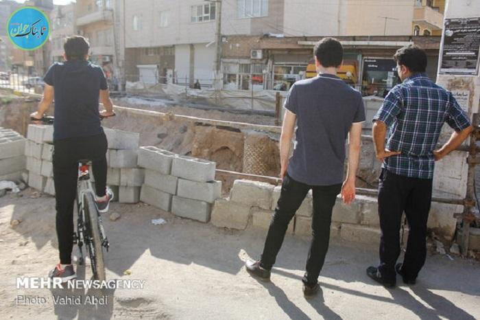 بسته خبری: شهر تاریخی که از دل خاک بیرون آمد