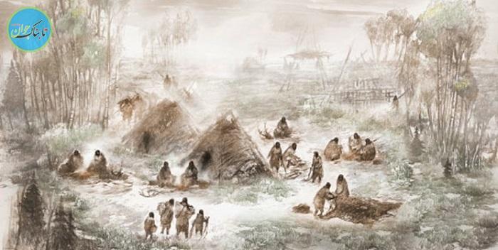 تاریخچهای از انسانهای باستانی ساکن سیبری