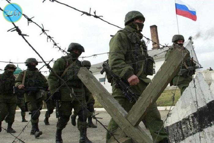 نماز سربازان روس در حرم حضرت زینب+ عکس