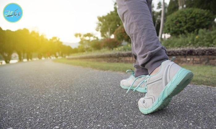 با پیاده روی تند، عمرتان را طولانیتر کنید