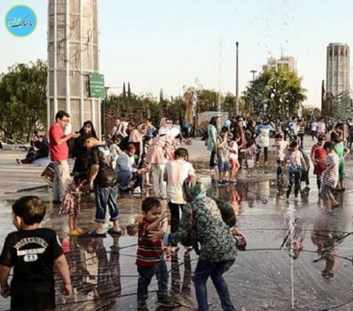 پیش بینی عجیب هوای شهر های ایران در 2050!