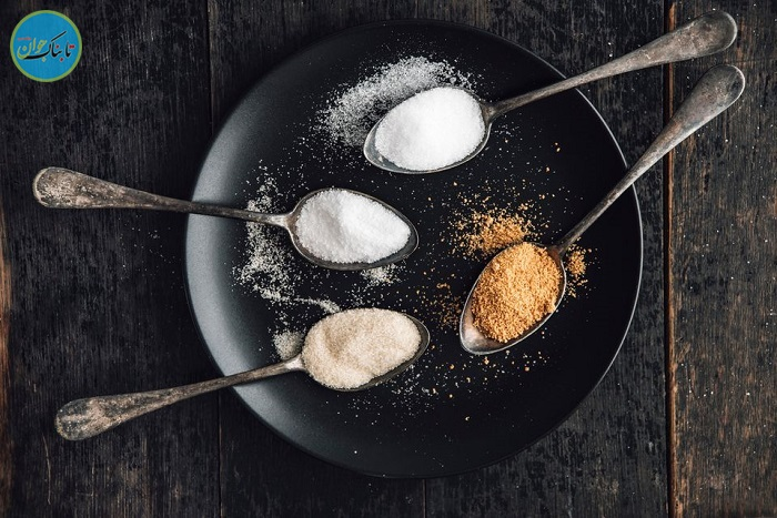 آشنایی با انواع مختلف شکر