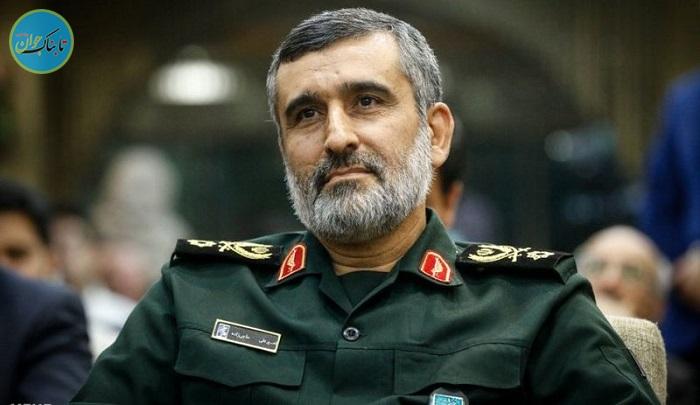 آمریکاییها توهم میزنند هواپیمای ایرانی بالای سرشان است!