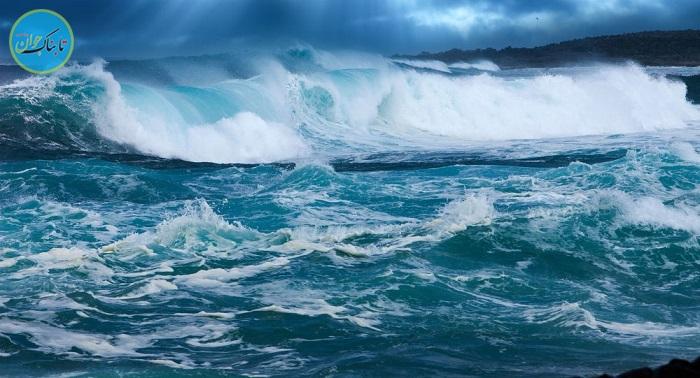 کشف منبع عظیم آب شیرین در میان آب شور اقیانوس اطلس