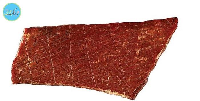 کشف قدیمیترین آثار هنری جهان بر روی استخوانهای صد هزار ساله+تصاویر