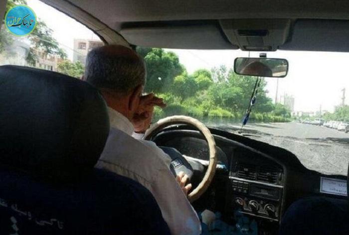 معرفت به سبک راننده قزوینی