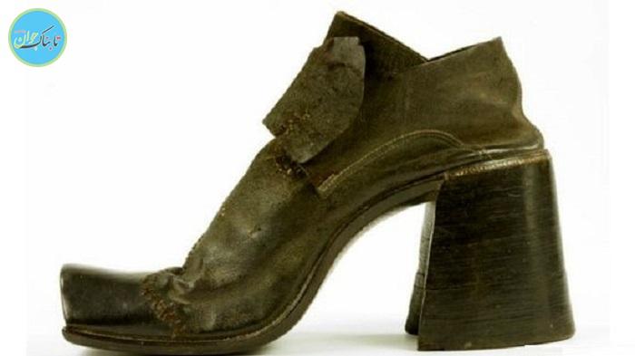 تاریخچه کفش پاشنه بلند مردانه از ایران آغاز میشود؟