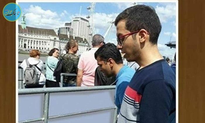نماز بر پل لندن پس از طلای جهانی