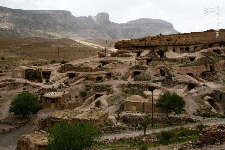 روستای میمند کرمان