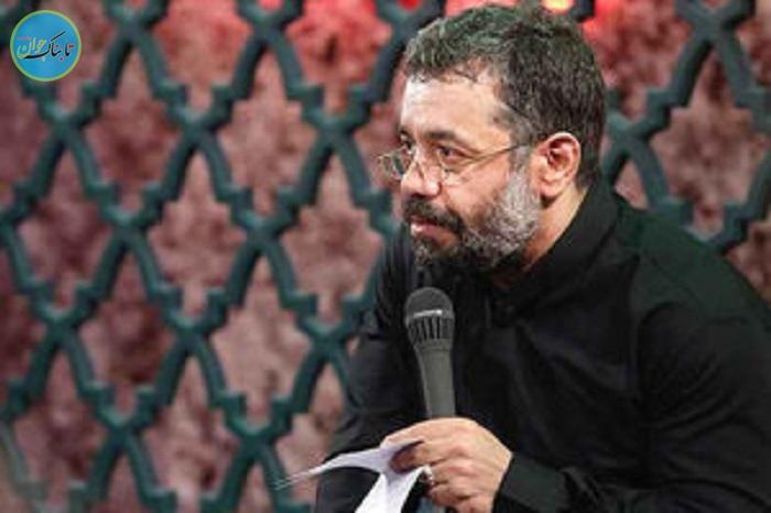 مداحی محمود کریمی در حضور سردار سلیمانی