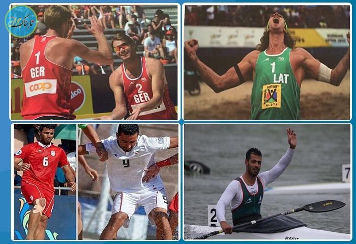 لباس ورزشکاران با برند ایرانی مروژ