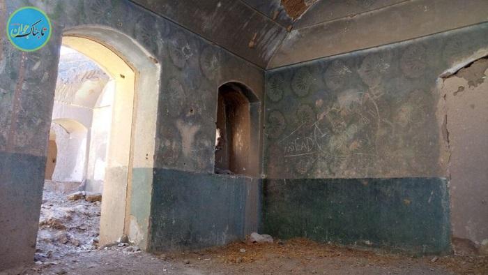 خانه اجدادی تیمور لنگ در تربت جام