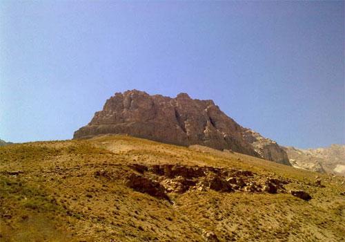 کوه اسطورهای کیخسرو