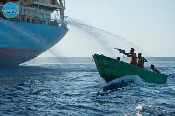 حمله دزدان دریایی