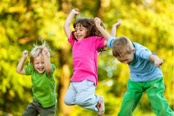 شادی کودکان