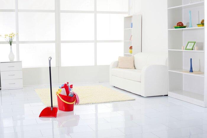 وسواسی در نظافت و تمیزی