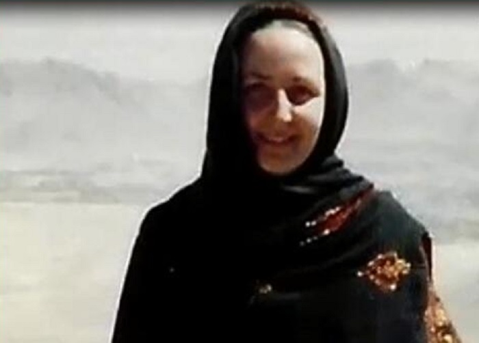 تدفین دانشمند زن فرانسوی در مسیر کربلا