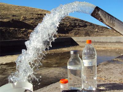 تبدیل فاضلاب به آب شرب