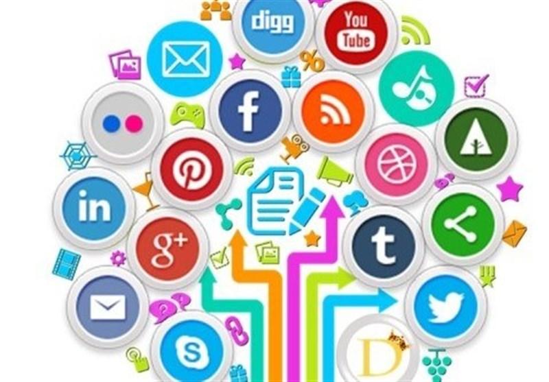 محبوب ترین شبکه های اجتماعی جهان را بشناسید