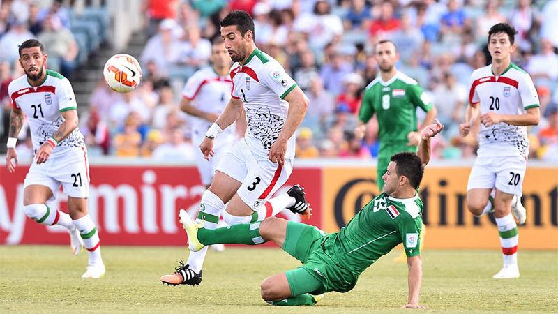 بازی ایران و عراق