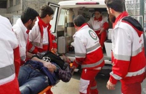 احیای قلبی امدادگر ایرانی