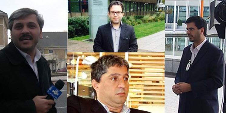 خبرنگاران صداوسیما