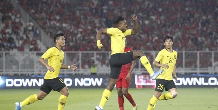 بازی مالزی و اندونزی