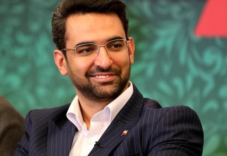 وزیر ارتباطات آذری جهرمی