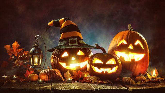 هالووین جشنی با ریشههای شیطان پرستی