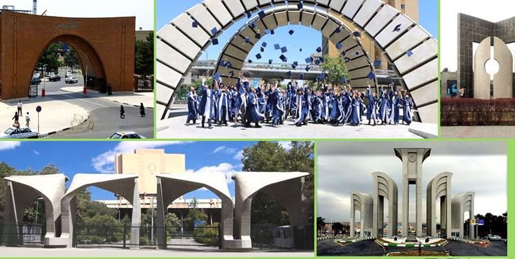 دانشگاه های کشور