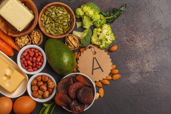 ویتامینهایی که نمیگذارند چاق شوید!